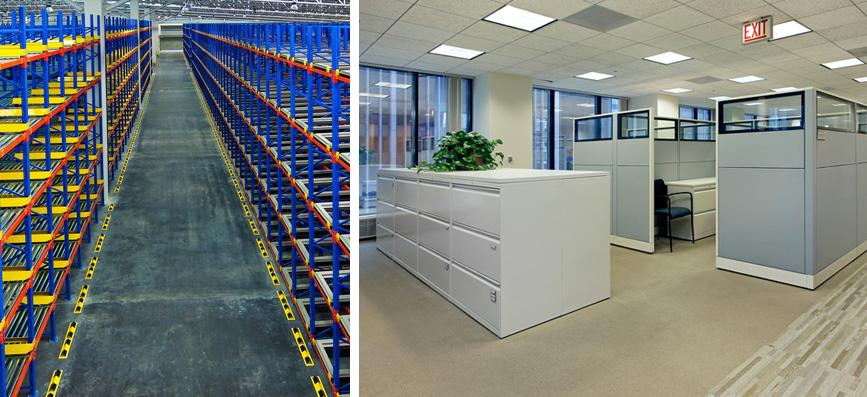Silicon Valley Shelving, Shelving & Storage Solutions - Warehouse, Laboratory, & Office