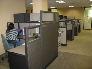 Professional Office Cubicles